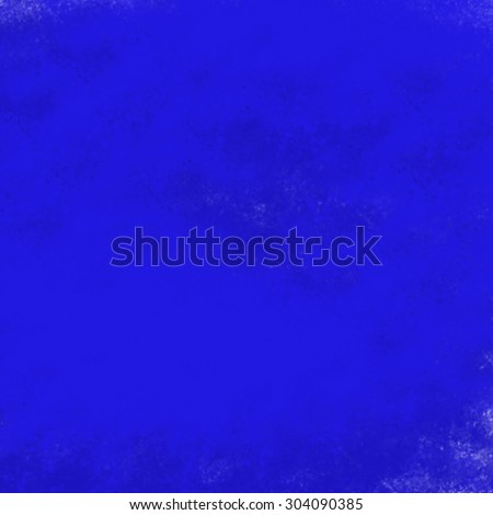 abstract blue background with vintage grunge background texture design with elegant sponge paint on wall illustration for scrapbook paper, or web background templates, grungy old background paint - stock photo