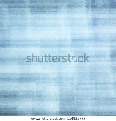abstract blue background with white faded stripes and vintage grunge background texture design or blue and white paper or canvas texture layout of shabby chic distressed pattern for fun web background