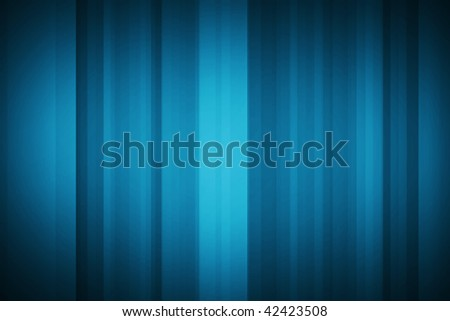 Abstract blue Christmas background - stock photo