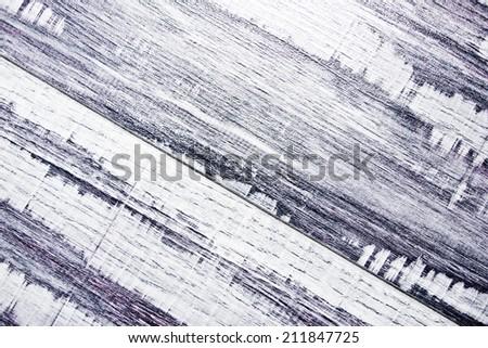 Abstract blue closeup wood texture. - stock photo