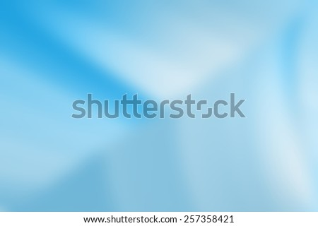 Abstract blue dark and white lines background blur - stock photo