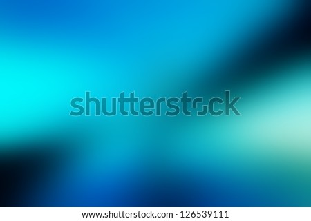 Abstract blue effect background 4 - stock photo