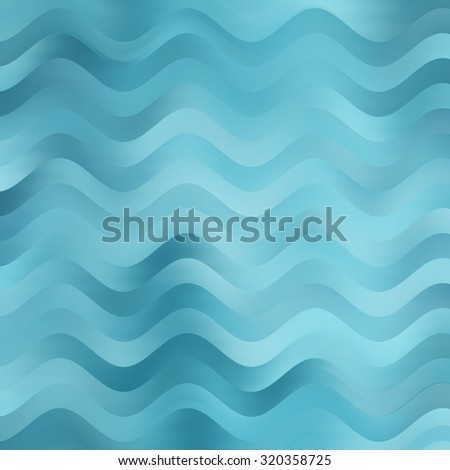 abstract blue elegant background with waves and lines