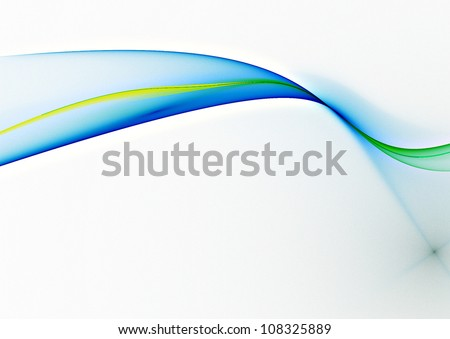 abstract blue green background texture - stock photo