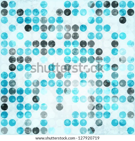 abstract blue grunge seamless (raster version)