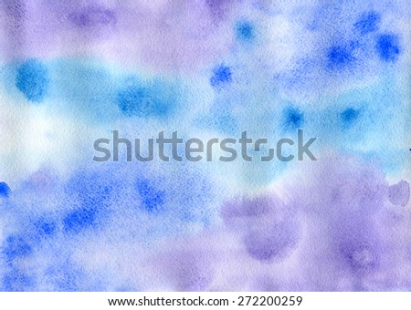 Abstract blue, indigo, violet color, paper texture - stock photo