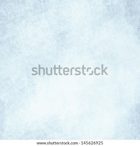 Abstract blue light grunge texture - stock photo