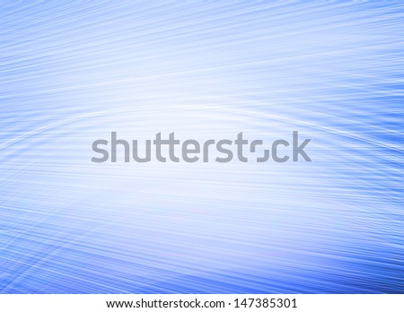 Abstract blue lines - background - stock photo