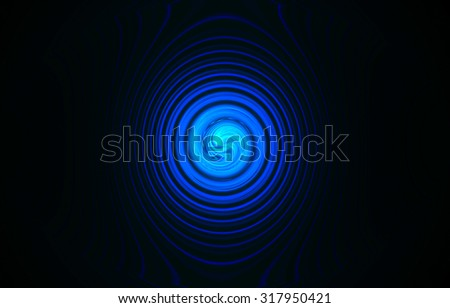 blue spiral galaxy abstract - photo #17