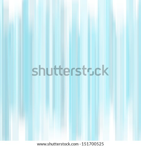 Abstract blue striped background - stock photo