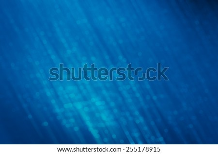 Abstract blur bokeh on water surface - stock photo