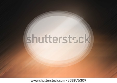 Abstract  blur circle background
