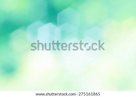 Abstract Blur of  bokeh background / Blur of bokeh  - stock photo