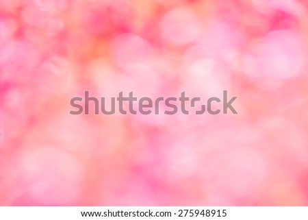 Abstract blur roses as a background - stock photo