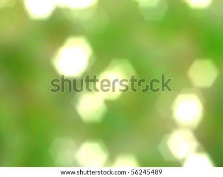 Abstract Blur   Shore Shot in Manual Mode with Bokeh - stock photo