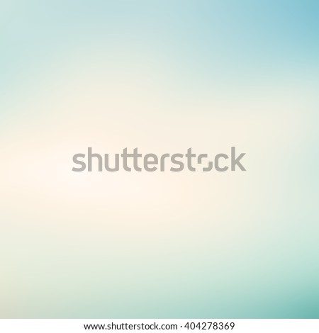 abstract blurred background of brighten blue and teal color.blurry backdrop.pastel colorful tone.sparkle gradient image:brightening shiny sunshine day:vintage tone filter effect:square image picture - stock photo