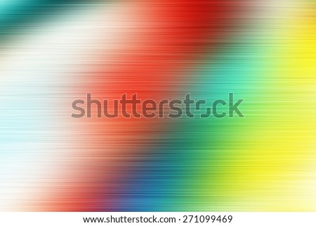 abstract blurred background, smooth gradient texture color with blur horizontal speed motion lines - stock photo
