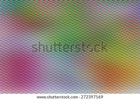 abstract blurred background, smooth gradient texture color with blurred various color lines, technology concept - stock photo