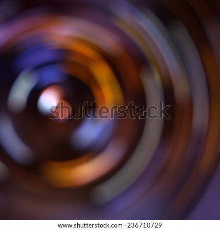 Abstract blurred colorful bokeh lights  background for chrismas