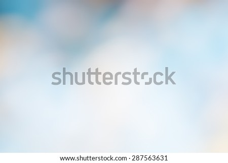 Abstract blurred light color effect background - stock photo