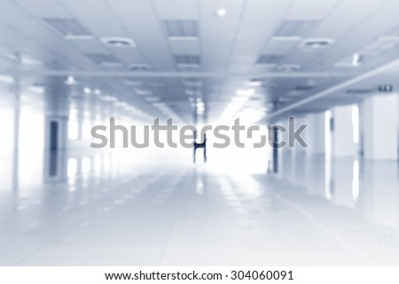 Abstract blurred of clear bright Windows background   / Clear bright Windows