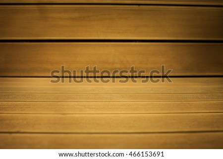 Abstract blurred old brown wood backgrounds and texture closeup, focus on center