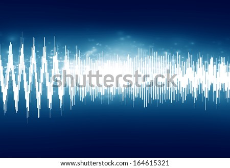 abstract blurred red background with a soft highlight in it - stock photo
