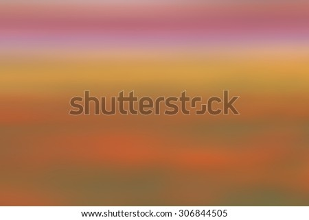 Abstract blurred textured background: yellow orange and pink patterns. Blurred nature background.  - stock photo