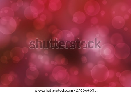 abstract blurry bokeh baclground - stock photo