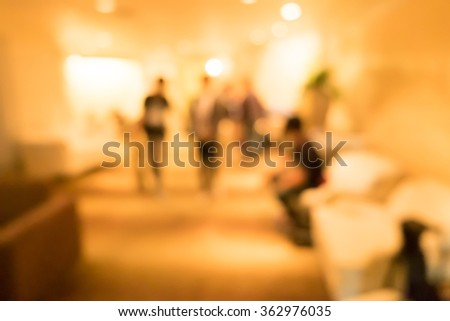 Abstract blurry classic style decoration  - stock photo