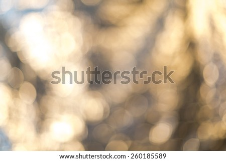abstract blurry lights with bokeh for backgrounds and overlays - stock photo