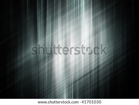 Abstract blurry spooky background with big contrast that looks like closed theater curtain. - stock photo