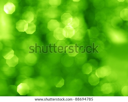 Abstract  bokeh background series - stock photo