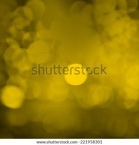 Abstract bokeh with blur background can used for template or web design.