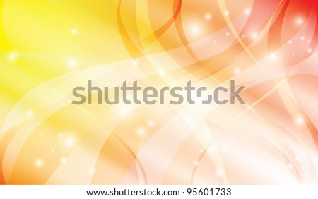abstract bright  background - stock photo