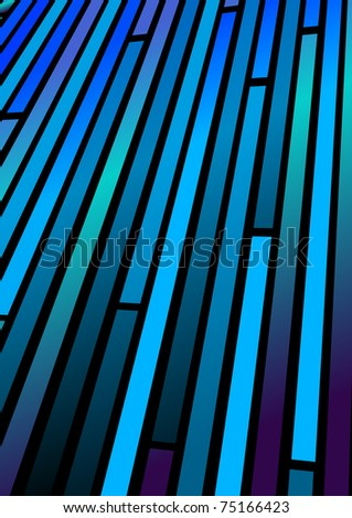 Abstract bright background. Raster version. - stock photo