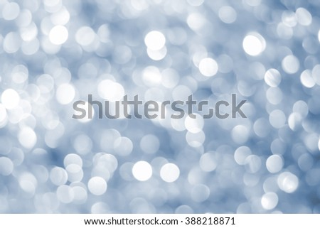 abstract bright blur blue grey bronze silver glittering shine bubble lights background:blurred of vivid wallpaper decoration concept.banner template design festival backdrop:sparkle circle display - stock photo