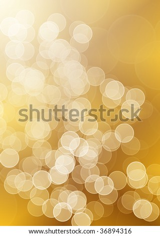 abstract bright circle shapes on a colorful gradient background - stock photo