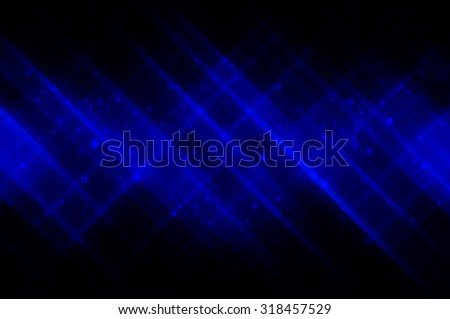 Abstract bright glitter blue background - stock photo
