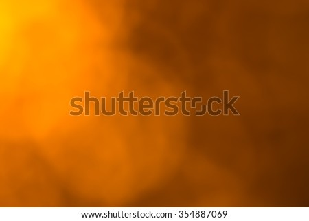Abstract Brown and orange background - stock photo