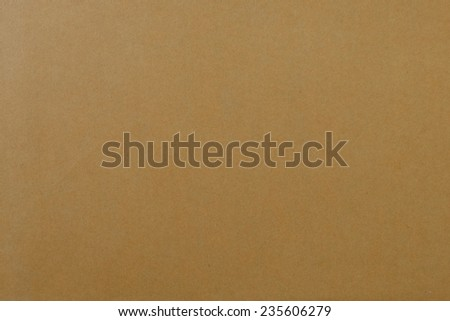 Abstract Brown Background or Brown paper - stock photo