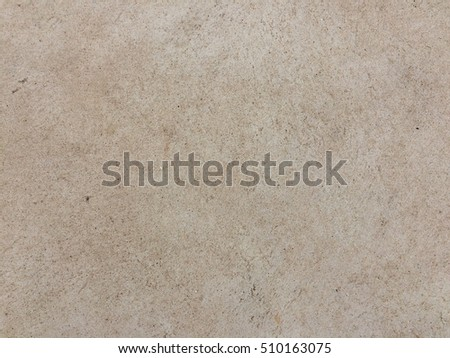Abstract brown cement floor texture background