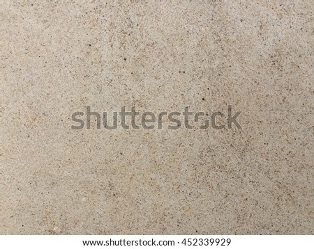 Abstract brown smooth cement floor texture background