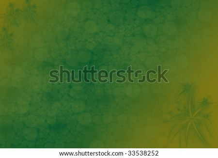 Abstract Bubble background (wide screen) - stock photo