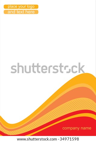 Abstract Business Background With Space For Your Text (in the gallery also available vector version of this image)