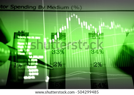 abstract business digital background