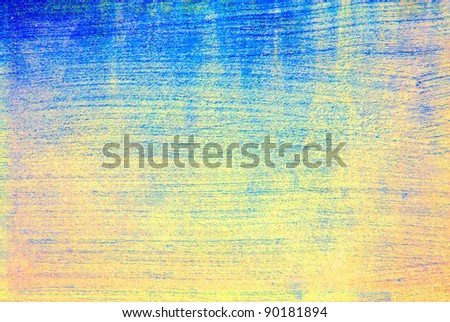 abstract cement wall - stock photo