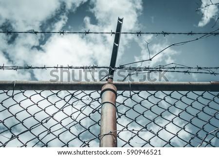 Broken Chain Link Fence Vector plain broken chain link fence vector throughout decorating ideas