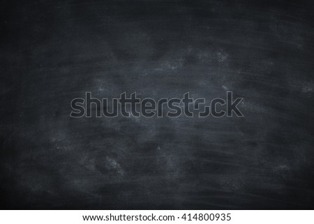 abstract Chalk rubbed out on blackboard for background. texture for add