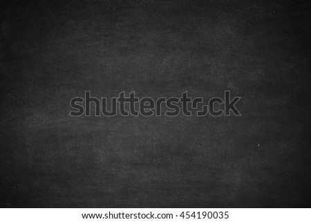Abstract Chalk rubbed out on blackboard for background. texture for add text or graphic design. - stock photo